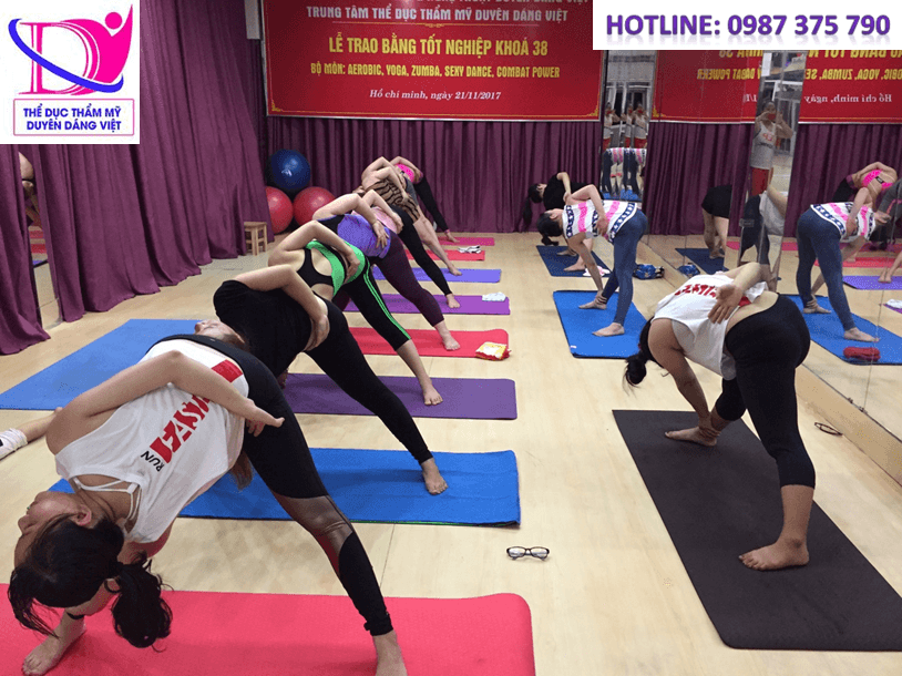 Nơi đào tạo huấn luyện viên Yoga uy tín
