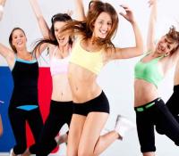 Giảm mỡ cùng Aerobic – Giảm cân an toàn hiệu quả hiện nay