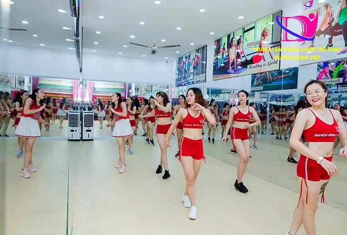 Nơi đào tạo huấn luyện viên Aerobic tại Hà Nội