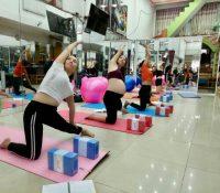 Lý do khiến mẹ bầu thích tập Yoga mỗi ngày