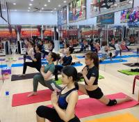 Phòng tập Yoga Gò Vấp chất lượng và thu hút nhiều học viên