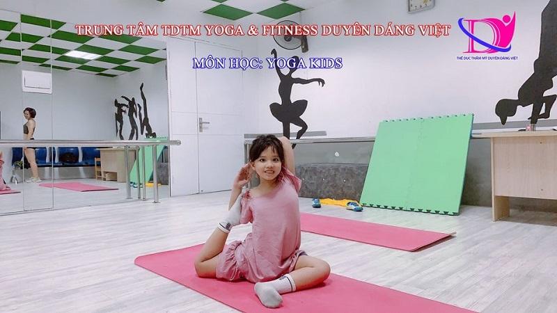 Chiêu sinh lớp đào tạo HLV yoga trẻ em uy tín