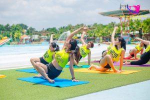 Khóa đào tạo HLV Yoga 200h cấp chứng chỉ trọn đời